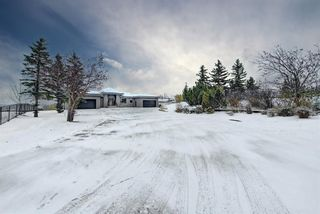 Main Photo: 31239 252 Township in Rural Rocky View County: Rural Rocky View MD Detached for sale : MLS®# A1056233