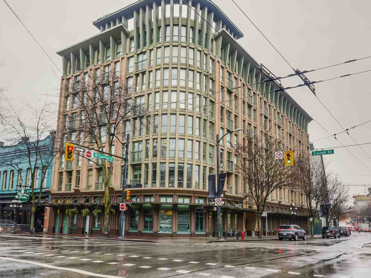 Main Photo: 406 1 E CORDOVA STREET in : Downtown VE Residential Attached for sale : MLS®# R2019607