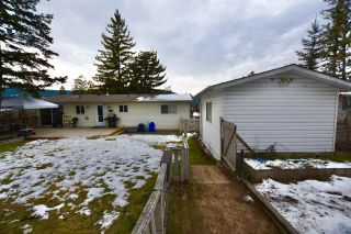 Photo 30: 732 N 4TH Avenue in Williams Lake: Williams Lake - City House for sale (Williams Lake (Zone 27))  : MLS®# R2522139