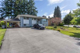 Photo 1: 14944 CANARY Drive in Surrey: Bolivar Heights House for sale (North Surrey)  : MLS®# R2564712