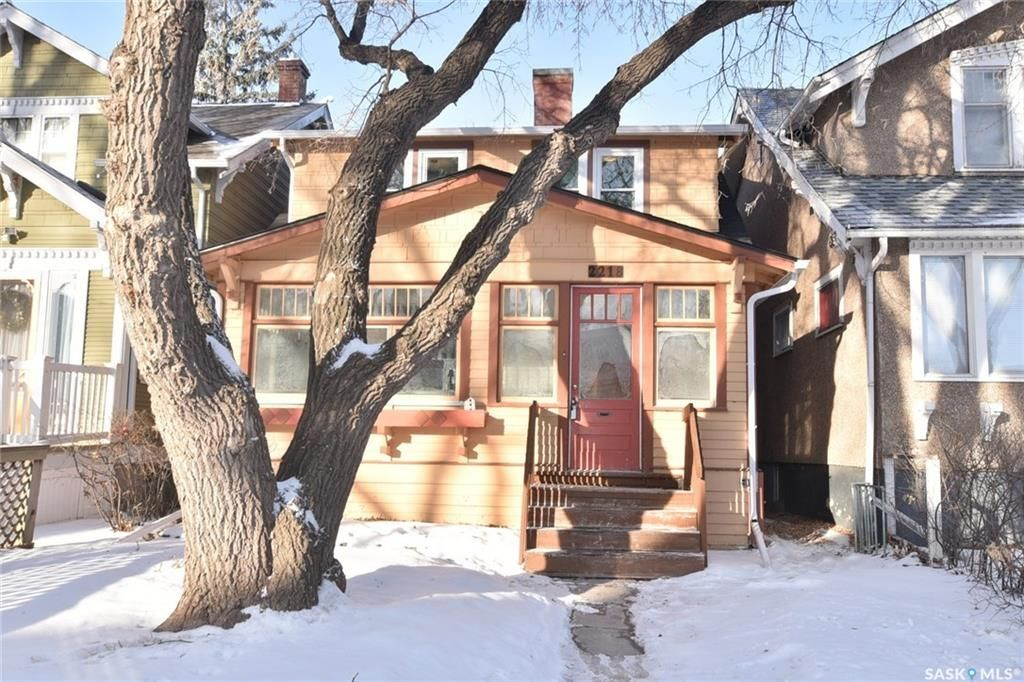 Main Photo: 2218 Quebec Street in Regina: General Hospital Residential for sale : MLS®# SK719845