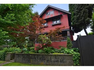 """Photo 1: 902 W 23RD Avenue in Vancouver: Cambie House for sale in """"DOUGLAS PARK"""" (Vancouver West)  : MLS®# V1125620"""