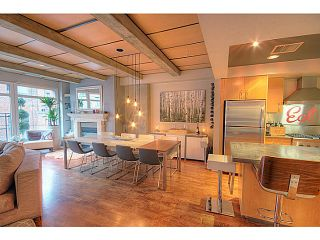 Photo 2: # 301 1155 MAINLAND ST in Vancouver: Yaletown Condo for sale (Vancouver West)  : MLS®# V1043031