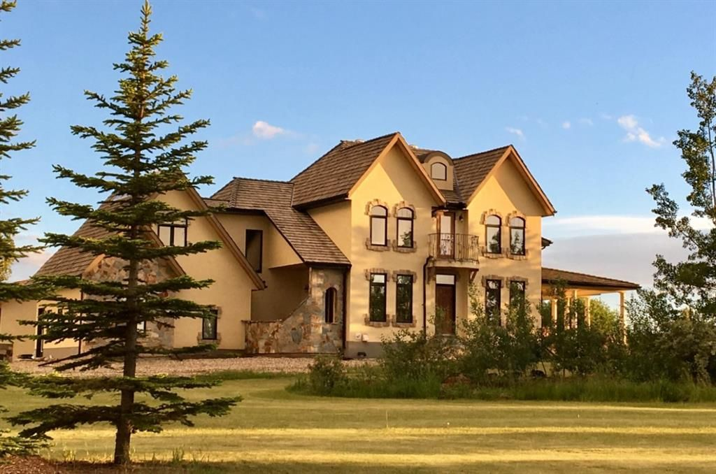 Main Photo: 50 Norris Coulee Trail: Rural Foothills County Detached for sale : MLS®# A1093170