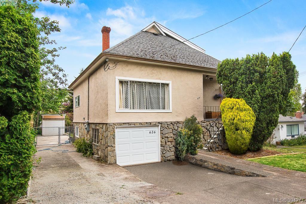 Main Photo: 626 Constance Ave in VICTORIA: Es Esquimalt House for sale (Esquimalt)  : MLS®# 790433