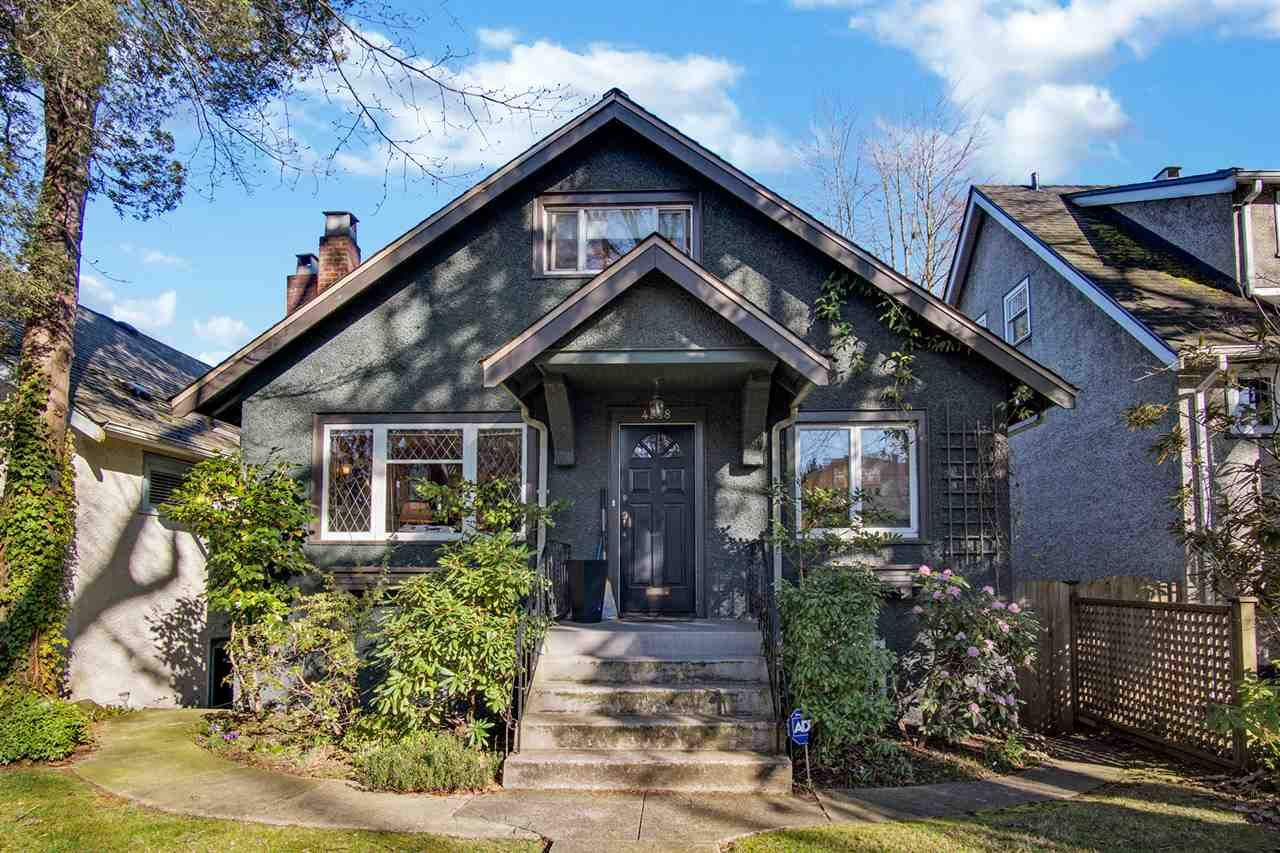 Main Photo: 4868 BLENHEIM Street in Vancouver: MacKenzie Heights House for sale (Vancouver West)  : MLS®# R2552578