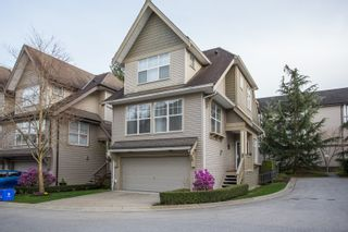 """Photo 1: 71 8089 209 Street in Langley: Willoughby Heights Townhouse for sale in """"Arborel Park"""" : MLS®# R2560778"""