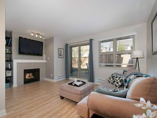 """Photo 2: 104 935 W 15TH Avenue in Vancouver: Fairview VW Condo for sale in """"THE EMPRESS"""" (Vancouver West)  : MLS®# V1059558"""