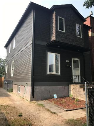 Photo 1: 448 Redwood Avenue in Winnipeg: North End Residential for sale (4A)  : MLS®# 202115920