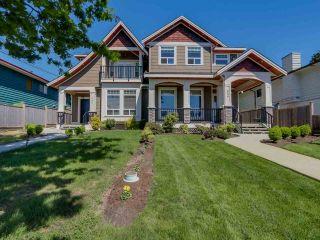 "Photo 1: 959 DELESTRE Avenue in Coquitlam: Maillardville 1/2 Duplex for sale in ""WEST COQUITLAM"" : MLS®# R2067199"