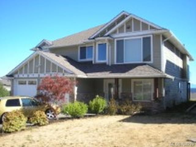 Main Photo: 696 Pacific Heights Lane in CAMPBELL RIVER: CR Willow Point House for sale (Campbell River)  : MLS®# 708293
