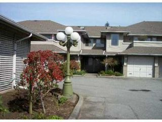 """Photo 1: 13 21491 DEWDNEY TRUNK Road in Maple Ridge: West Central Townhouse for sale in """"DEWDNEY WEST"""" : MLS®# V822711"""