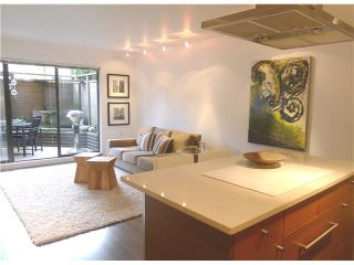 """Photo 4: 103 349 E 6TH Avenue in Vancouver: Mount Pleasant VE Condo for sale in """"LANDMARK HOUSE"""" (Vancouver East)  : MLS®# V995489"""