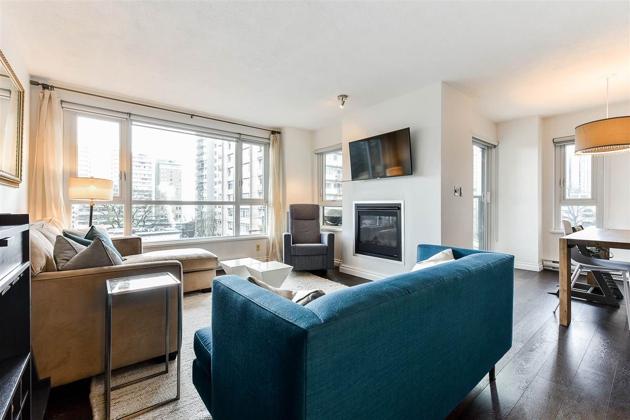 Main Photo: 503 1838 NELSON STREET in : West End VW Condo for sale (Vancouver West)  : MLS®# R2541789