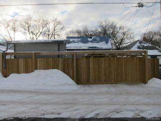Photo 18: 508 Bond Street in WINNIPEG: Transcona Residential for sale (North East Winnipeg)  : MLS®# 1503521