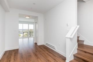 """Photo 13: 305 218 CARNARVON Street in New Westminster: Downtown NW Townhouse for sale in """"Irving Living"""" : MLS®# R2505635"""