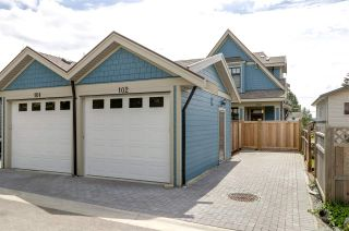 Photo 19: 102 635 GAUTHIER Avenue in Coquitlam: Coquitlam West Townhouse for sale : MLS®# R2331704