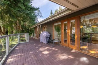 Photo 37: 4409 WOODPARK ROAD in West Vancouver: Cypress Park Estates House for sale : MLS®# R2502314
