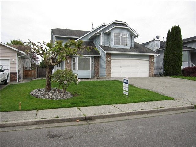 """Main Photo: 12454 222 Street in Maple Ridge: West Central House for sale in """"DAVISON SUBDIVISION"""" : MLS®# V1119567"""