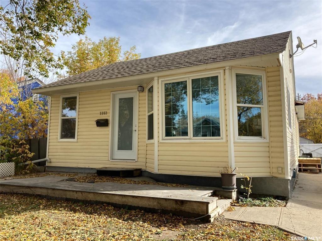 Main Photo: 1163 King Street in Regina: Washington Park Residential for sale : MLS®# SK869918