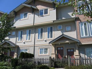 """Photo 1: 56 5839 PANORAMA Drive in Surrey: Sullivan Station Townhouse for sale in """"Forest Gate"""" : MLS®# F2720827"""
