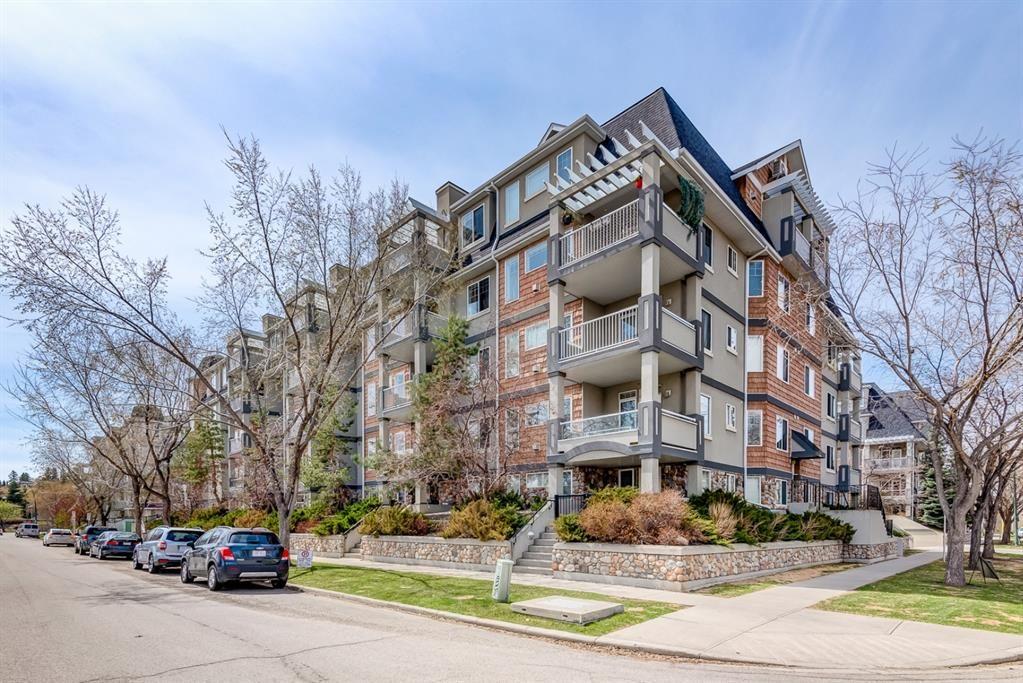 Main Photo: 504 2411 Erlton Road SW in Calgary: Erlton Apartment for sale : MLS®# A1105193