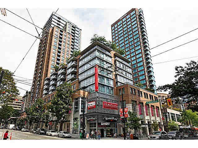 "Main Photo: 902 788 RICHARDS Street in Vancouver: Downtown VW Condo for sale in ""L'HERMITAGE"" (Vancouver West)  : MLS®# V1085842"