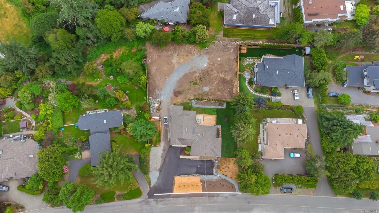 Main Photo: B 877 Royal Oak Ave in : SE Broadmead Land for sale (Saanich East)  : MLS®# 878580
