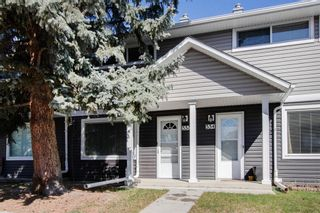 Main Photo: 553 Regal Park NE in Calgary: Renfrew Row/Townhouse for sale : MLS®# A1097617