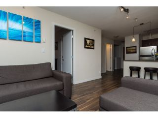 """Photo 6: 1206 813 AGNES Street in New Westminster: Downtown NW Condo for sale in """"NEWS"""" : MLS®# R2022858"""