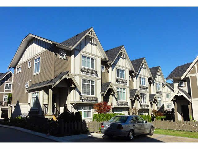 """Main Photo: 18 6588 195A Street in Surrey: Clayton Townhouse for sale in """"ZEN TOWNHOMES"""" (Cloverdale)  : MLS®# F1422812"""