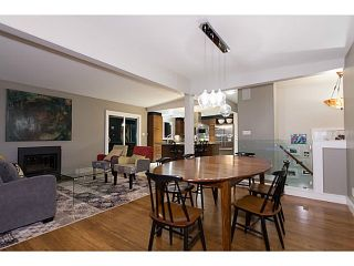 Photo 5: 3570 CALDER AVENUE in North Vancouver: Upper Lonsdale House for sale : MLS®# R2115870