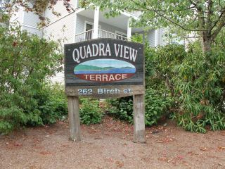 Photo 1: 106 262 BIRCH STREET in CAMPBELL RIVER: CR Campbell River Central Condo for sale (Campbell River)  : MLS®# 795652