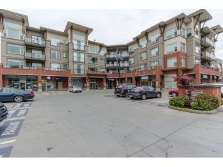 "Photo 1: 414 1975 MCCALLUM Road in Abbotsford: Central Abbotsford Condo for sale in ""The Crossing"" : MLS®# R2507687"