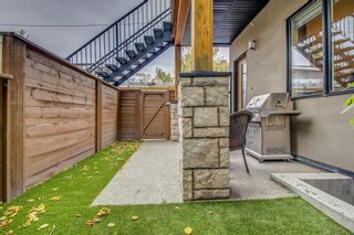 Photo 42: 101 830 2 Avenue NW in Calgary: Sunnyside Row/Townhouse for sale : MLS®# A1150753
