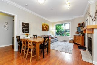 """Photo 6: 107 808 SANGSTER Place in New Westminster: The Heights NW Condo for sale in """"THE BROCKTON"""" : MLS®# R2503348"""