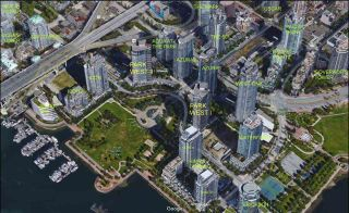 """Photo 7: 2901 583 BEACH Crescent in Vancouver: Yaletown Condo for sale in """"Park West Two"""" (Vancouver West)  : MLS®# R2591073"""
