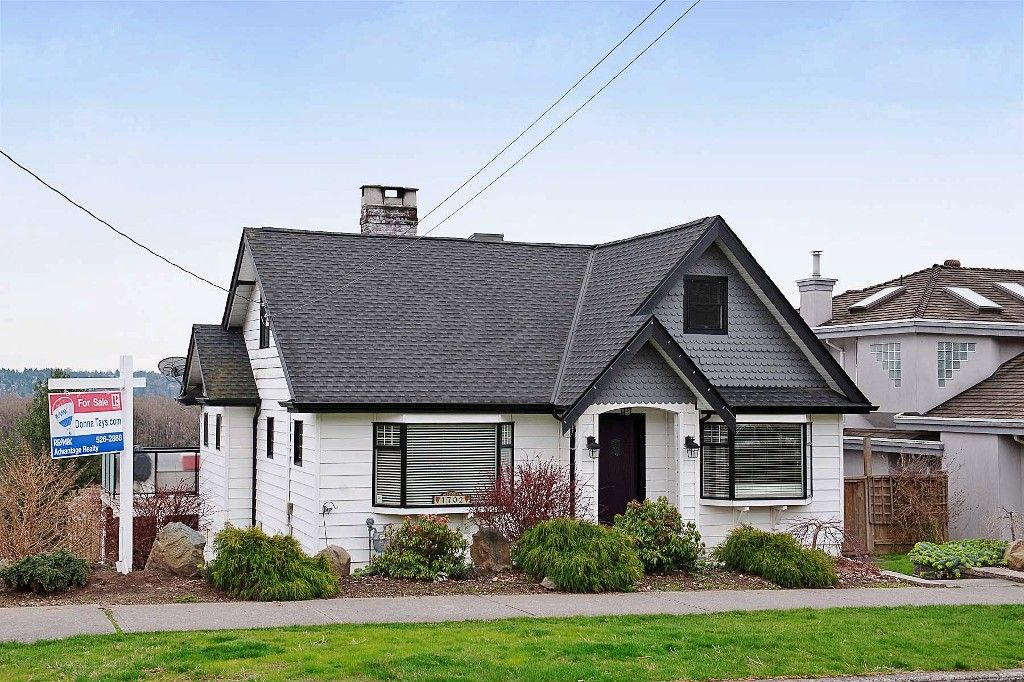 """Main Photo: 1702 7TH Avenue in New Westminster: West End NW House for sale in """"WEST END"""" : MLS®# V997003"""