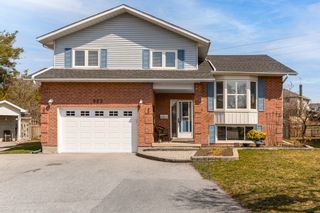 Photo 1: 923 Cresthill Court: Oshawa Freehold for sale (Durham)