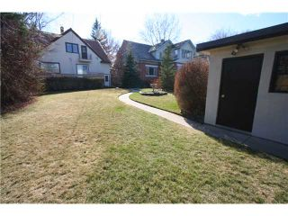 Photo 17: 310 SCARBORO Avenue SW in CALGARY: Scarboro Residential Detached Single Family for sale (Calgary)  : MLS®# C3424325