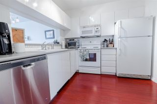 Photo 5: 311 8460 JELLICOE Street in Vancouver: South Marine Condo for sale (Vancouver East)  : MLS®# R2577601