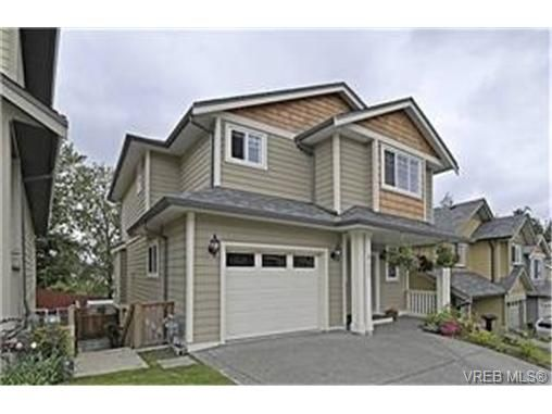 Main Photo: 937 Cavalcade Terr in VICTORIA: La Florence Lake House for sale (Langford)  : MLS®# 469003