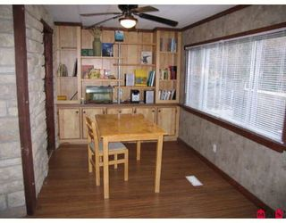 Photo 3: 33880 GILMOUR Drive in Abbotsford: Central Abbotsford Manufactured Home for sale : MLS®# F2901672