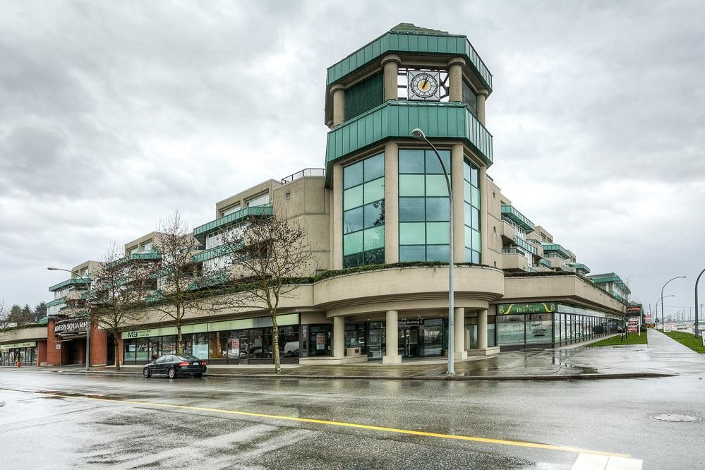 """Main Photo: A315 2099 LOUGHEED Highway in Port Coquitlam: Glenwood PQ Condo for sale in """"SHAUGHNESSY SQUARE"""" : MLS®# R2245121"""