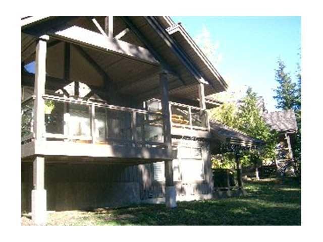 Main Photo: 603 3050 HILLCREST Drive: Whistler Townhouse for sale : MLS®# V906041