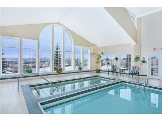 Photo 9: 323 223 TUSCANY SPRINGS Boulevard NW in Calgary: Tuscany Condo for sale : MLS®# C3644904