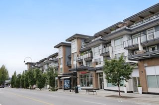 """Photo 2: 409 1330 MARINE Drive in North Vancouver: Pemberton NV Condo for sale in """"The Drive"""" : MLS®# R2179113"""