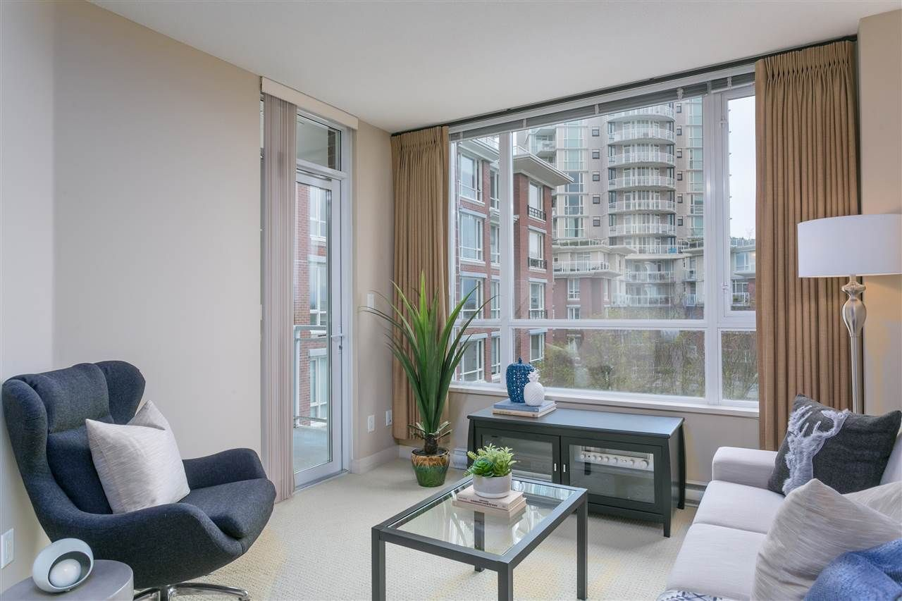 """Main Photo: 513 4078 KNIGHT Street in Vancouver: Knight Condo for sale in """"KING EDWARD VILLAGE"""" (Vancouver East)  : MLS®# R2154566"""