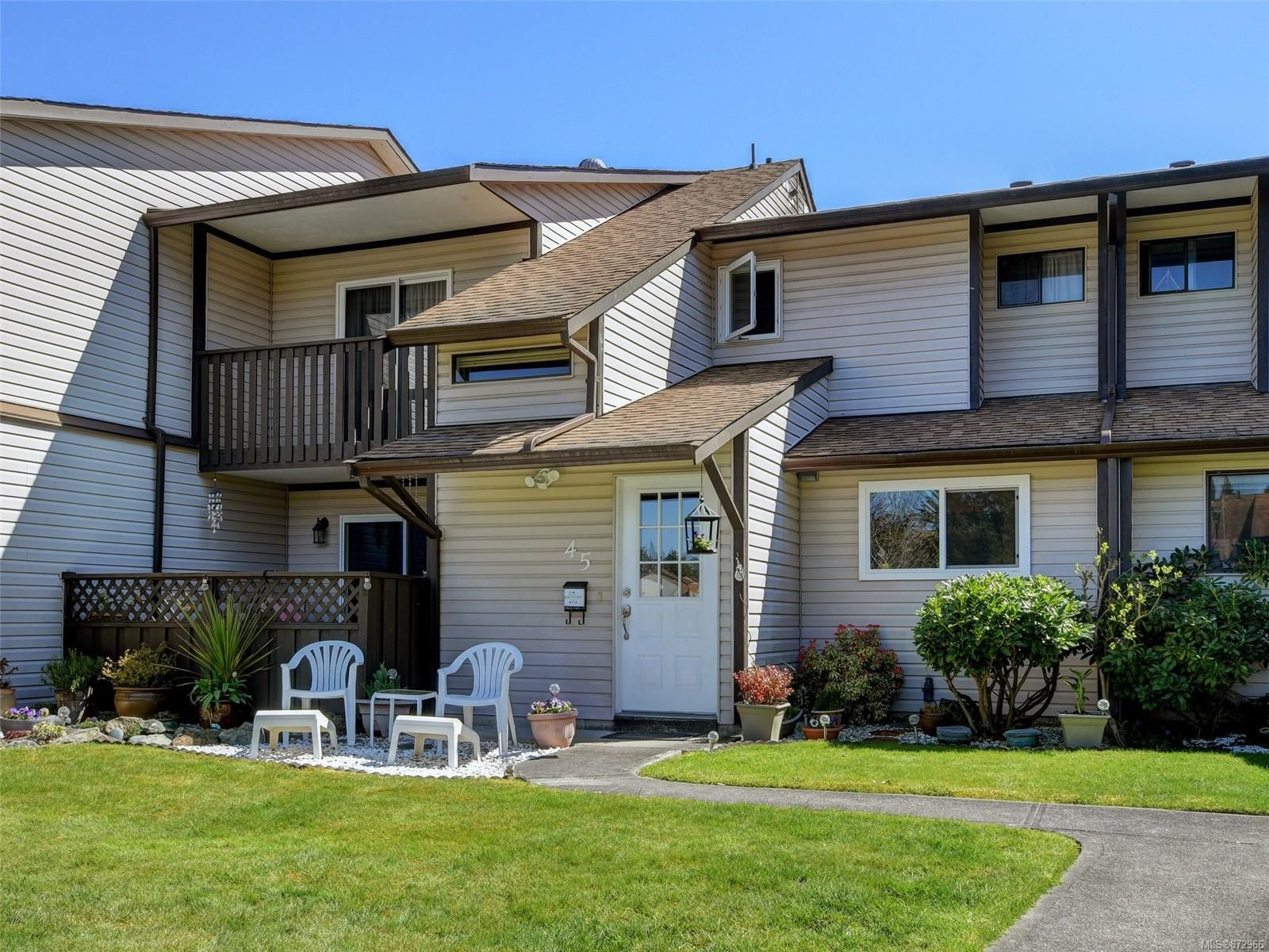 Main Photo: 45 1506 Admirals Rd in : Es Gorge Vale Row/Townhouse for sale (Esquimalt)  : MLS®# 872966