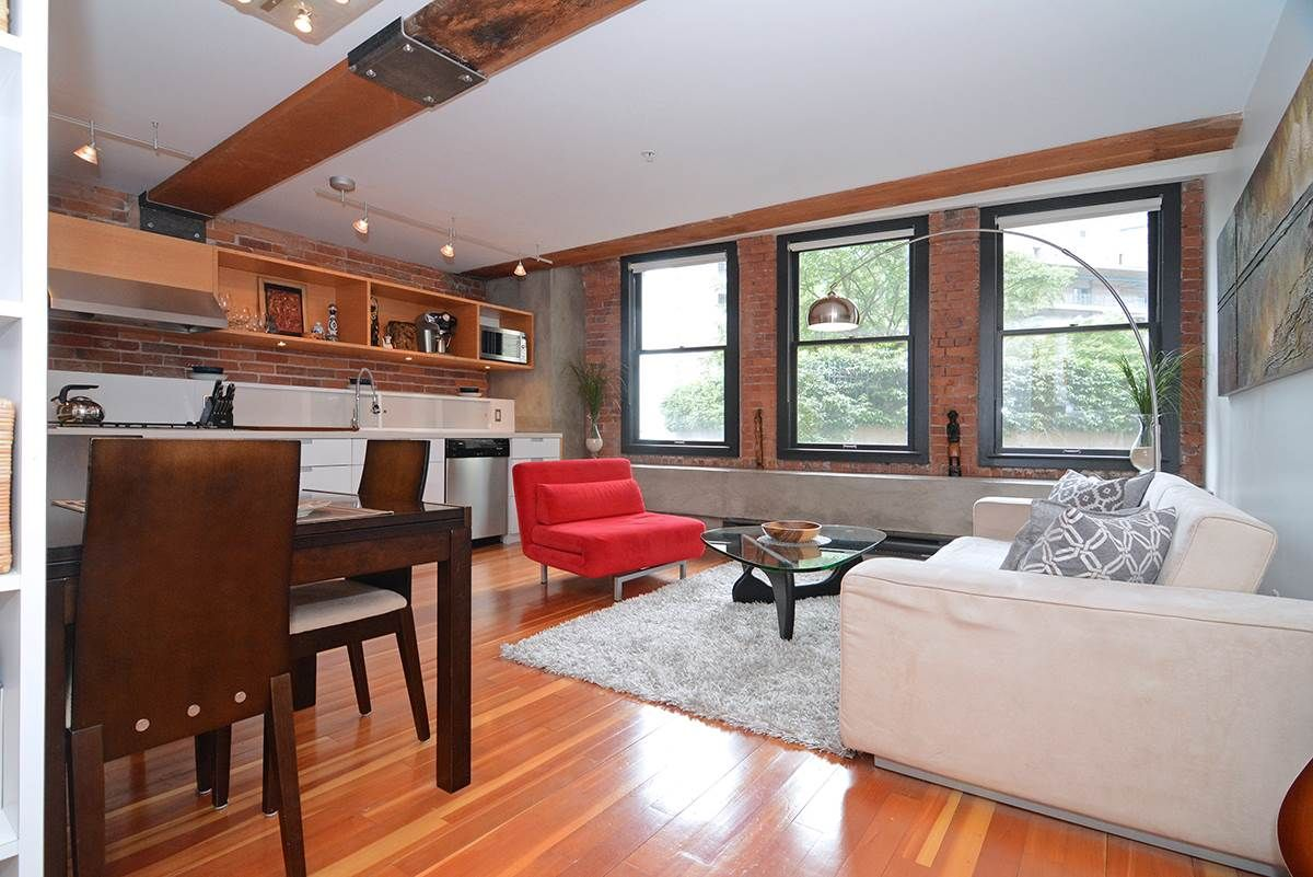 Main Photo: 204 528 BEATTY Street in Vancouver: Downtown VW Condo for sale (Vancouver West)  : MLS®# R2085506